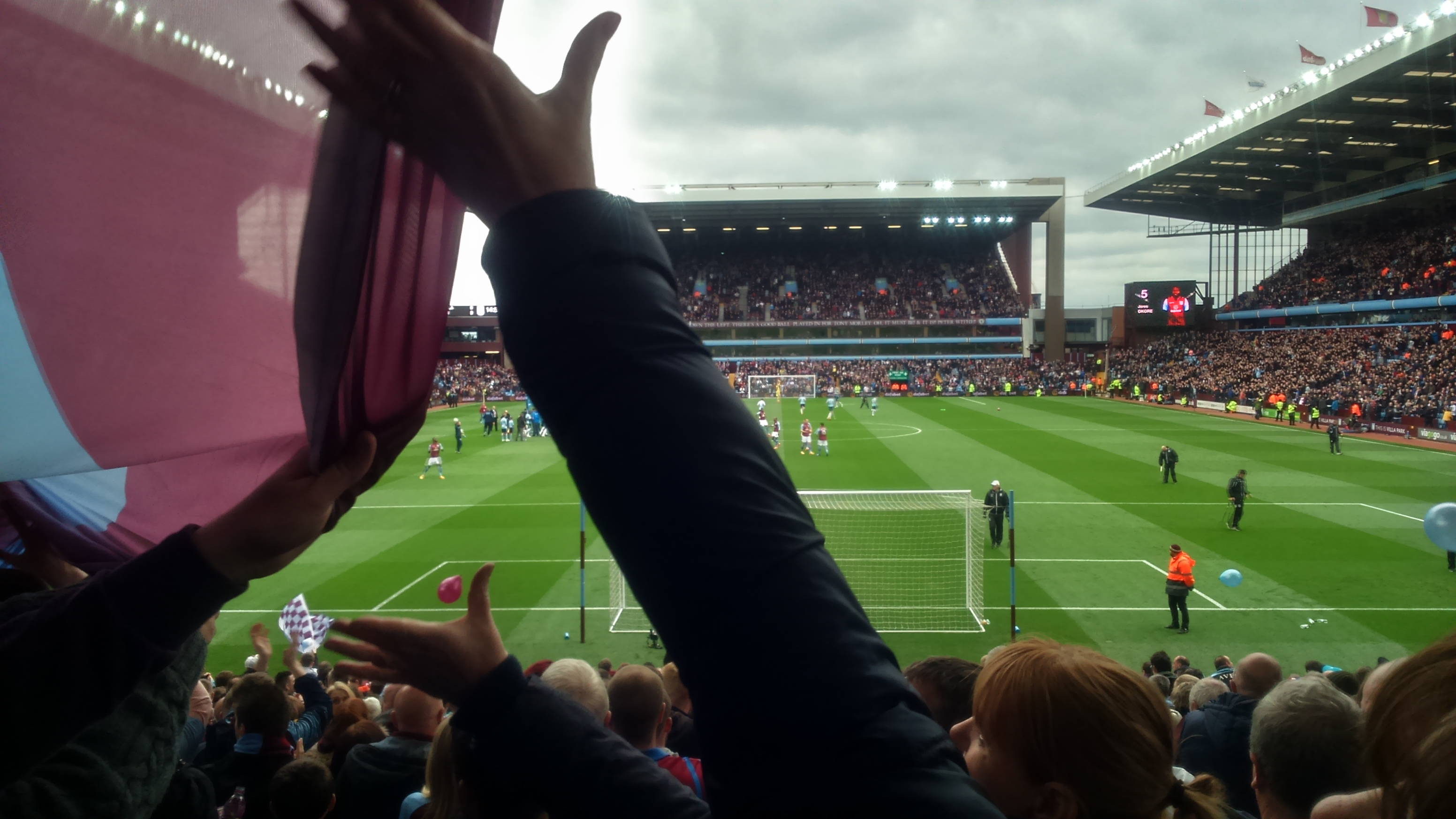 Aston Villa away fans guide