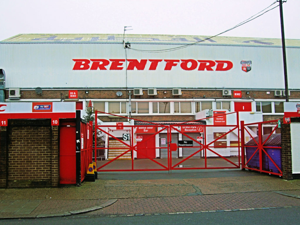 Brentford Aston Villa - Photo Credit: Jim Linwood