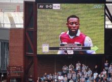 Hepburn Murphy Aston Villa Newcastle United