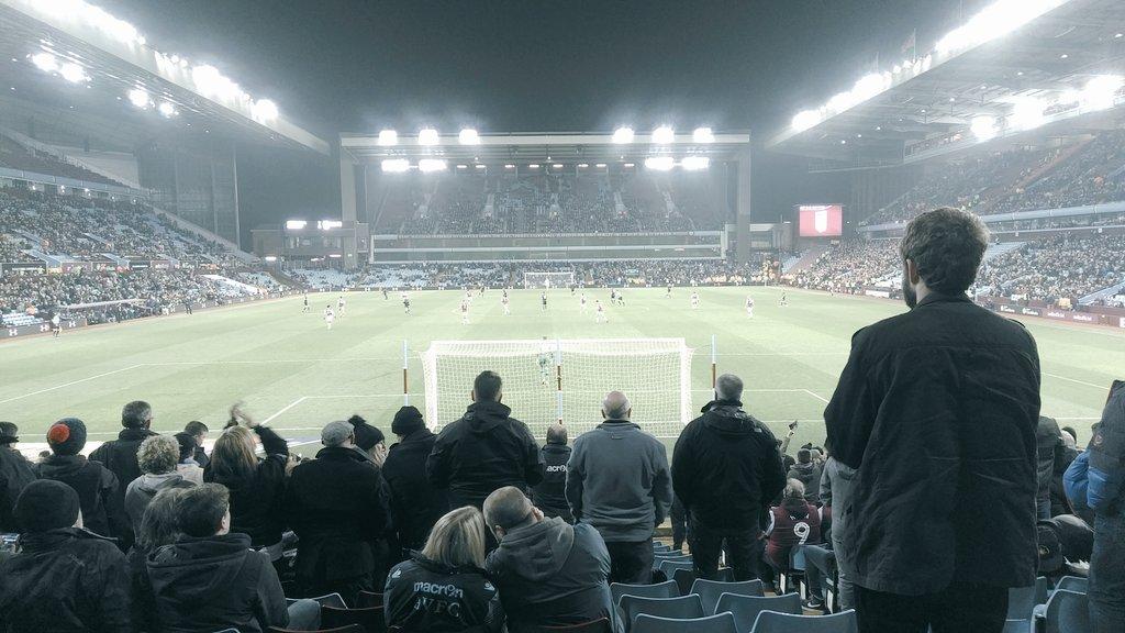 Aston Villa Barnsley