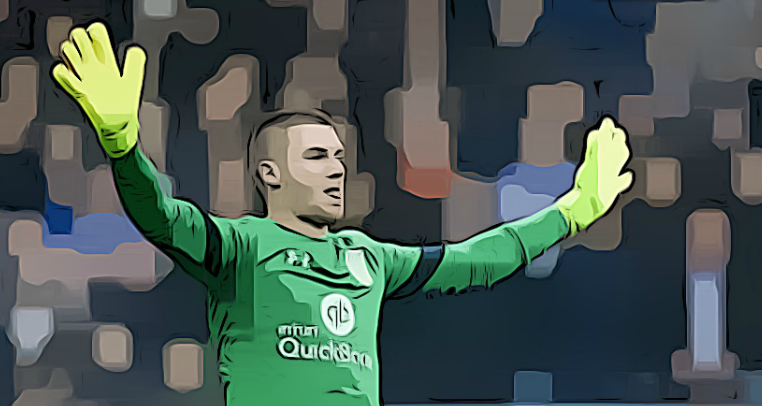 Sam johnstone aston villa