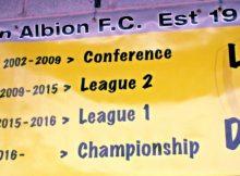 Burton Albion Aston Villa Match Report 1-1