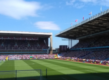 Aston Villa Brighton Holte End 2017
