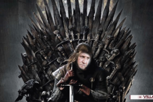 Game Of Thrones - Aston Villa - Steve Bruce