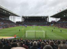 Aston Villa 2-1 Fulham - 2017 Villa Park Holte End