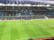 Aston Villa Peterborough United FA Cup Villa Park 2018