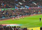 Scott Hogan Barnsley Aston Villa 3-1 Villa Park Holte End