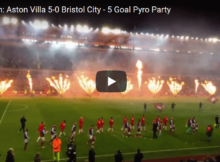 Aston Villa 5-0 Bristol City Video
