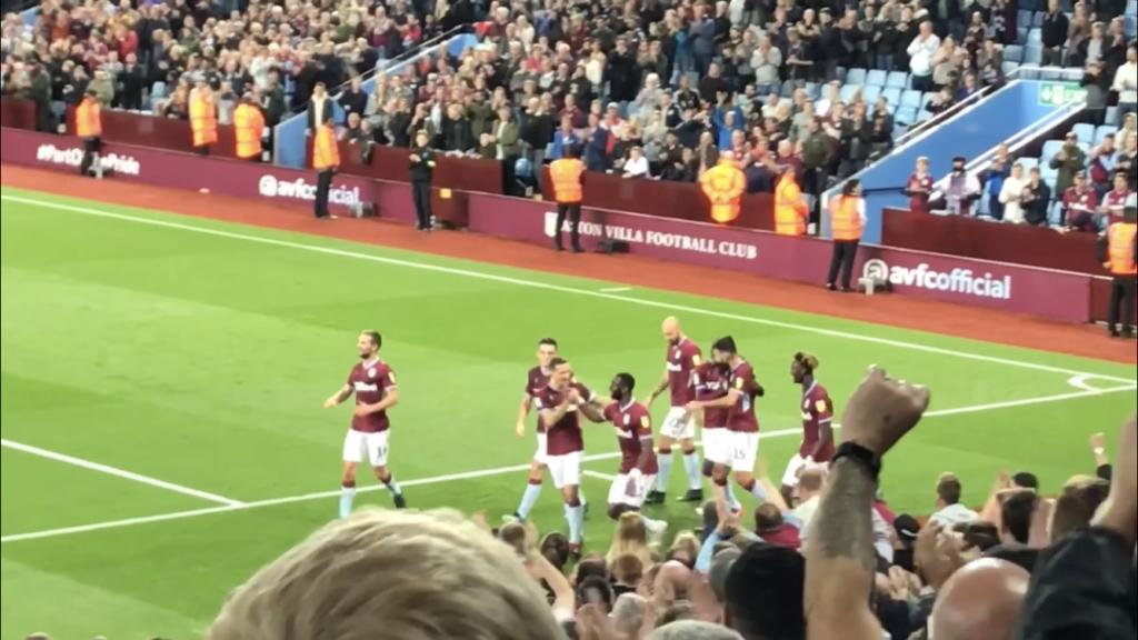 Instant Reaction Player Ratings: Aston Villa 2-0 Rotherham – Highs: Abraham & McGinn.