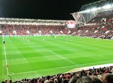 Bristol City 1-1 Aston Villa Ashton Gate