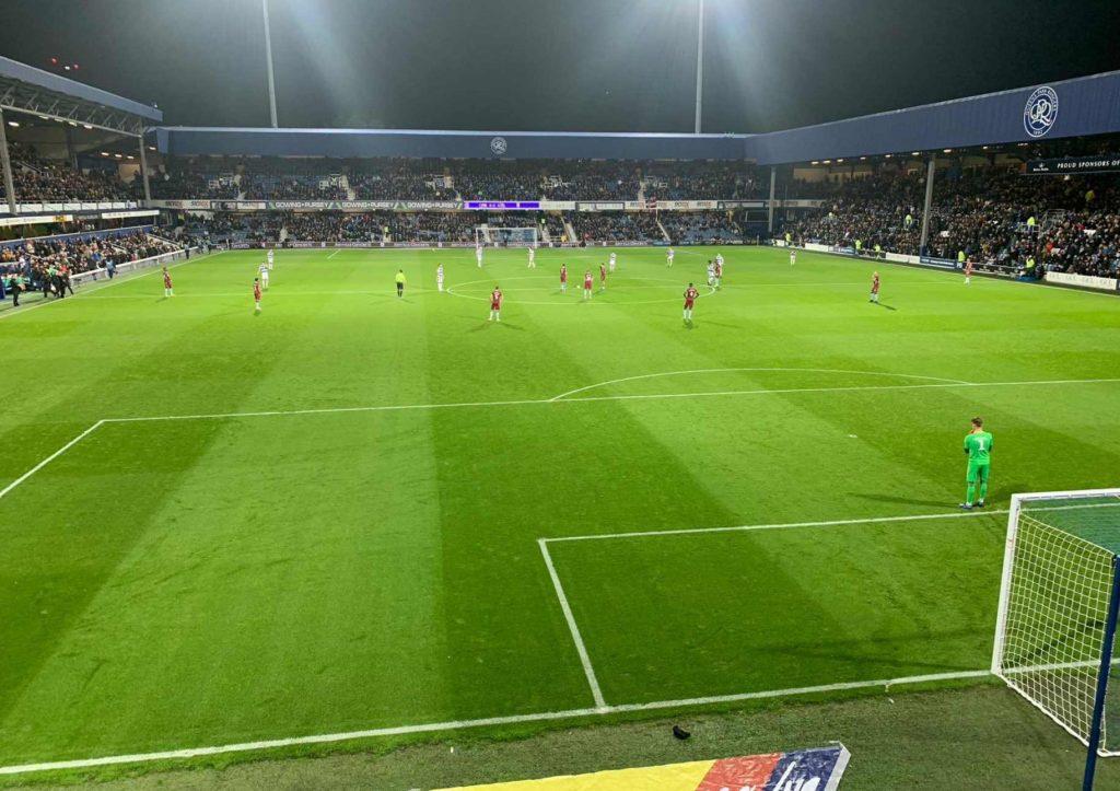 QPR 1-0 Aston Villa - Photo Credit Twitter @sme_global