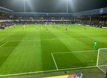 QPR 1-0 Aston Villa - Photo Credit Twitter @sme_global