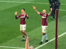 Grealish Hutton Holte End Villa Blues 4-2