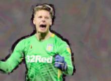 Orjan Nyland Swansea Aston Villa Penalty
