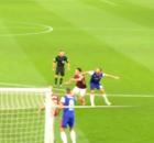 John McGinn Penalty Foul Aston Villa Ipswich