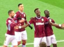 Tammy Abraham Aston Villa Ipswich Penalty
