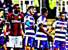 Reading 0-0 Aston Villa