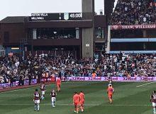 Aston Villa 1-0 Millwall