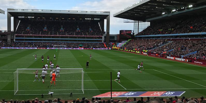Villa Player Ratings – Aston Villa 2-1 Bristol City – EIGHT STRAIGHT WINS
