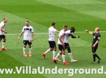 Aston Villa penalty Bristol City