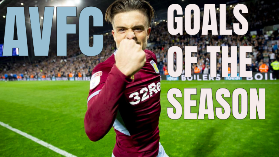 Aston Villa best goals of 2019 season videos