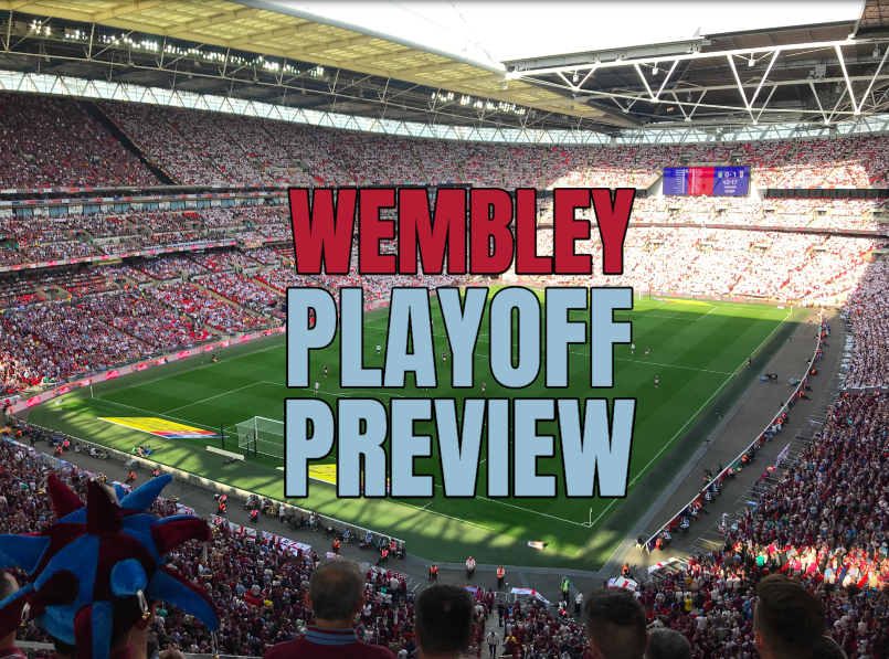Aston Villa Derby County Championship Playoff Final Wembley