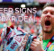 JED STEER SIGNS 4 YEAR CONTRACT ASTON VILLA