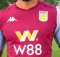Aston Villa new home shirt