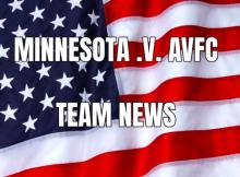 Minnesota United Aston Villa