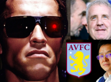 Aston Villa Tony Xia Randy Lerner The Terminator