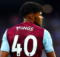 Tyrone Mings Aston Villa England International