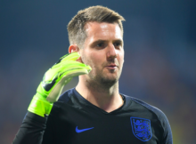 Tom Heaton england aston villa