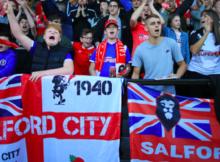 Salford City Aston Villa