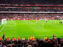 Arsenal 3-2 Aston Villa