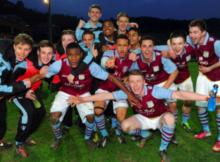 Aston Villa NextGen Winners