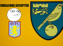 Norwich City Aston Villa Match Preview