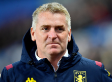 Dean Smith Aston Villa