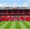 Old Trafford Stretford End Manchester United Aston Villa
