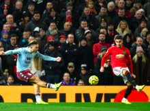 Aston Villa Manchester United Jack Grealish Goal