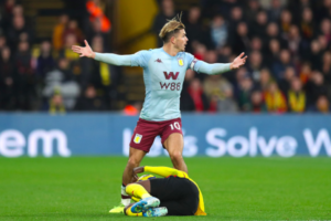 Jack Grealish Watford 3-0 Aston Villa