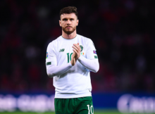 Scott Hogan Aston Villa Ireland