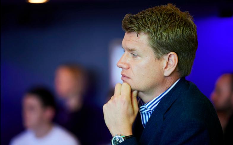 Johan Lange Aston Villa Sporting Director