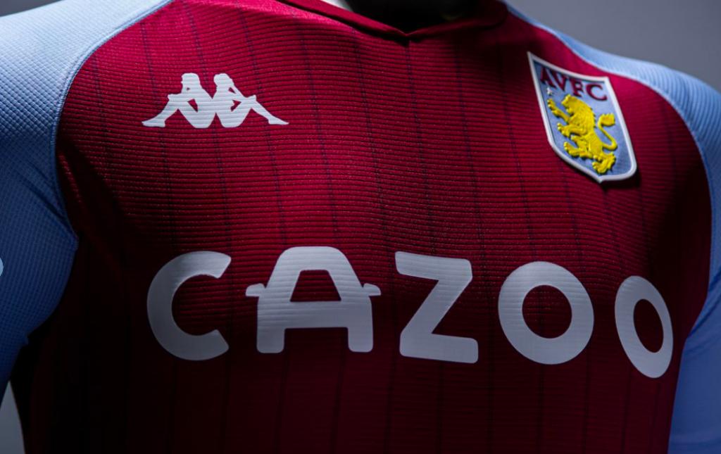 New Aston Villa Kit Unveiled – 2020 / 2021 Premier League Home Shirt – £57