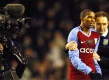 Martin O'Neill Aston Villa