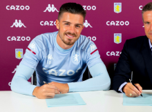 Jack Grealish New Contract Aston Villa