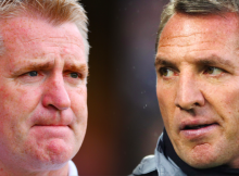 Dean Smith Brendan Rodgers