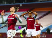 Villa 0-3 Leeds