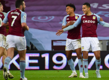 Aston Villa 3-0 Crystal Palace